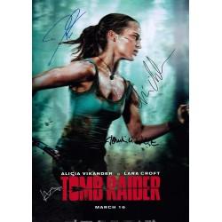 Lara Croft Tomb Raider (2018)