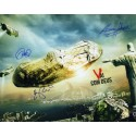 American Idol Memorabilia signed by Adam Lambert