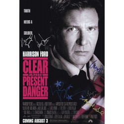 Clear and Present Danger...