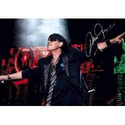 Scorpions Klaus Meine