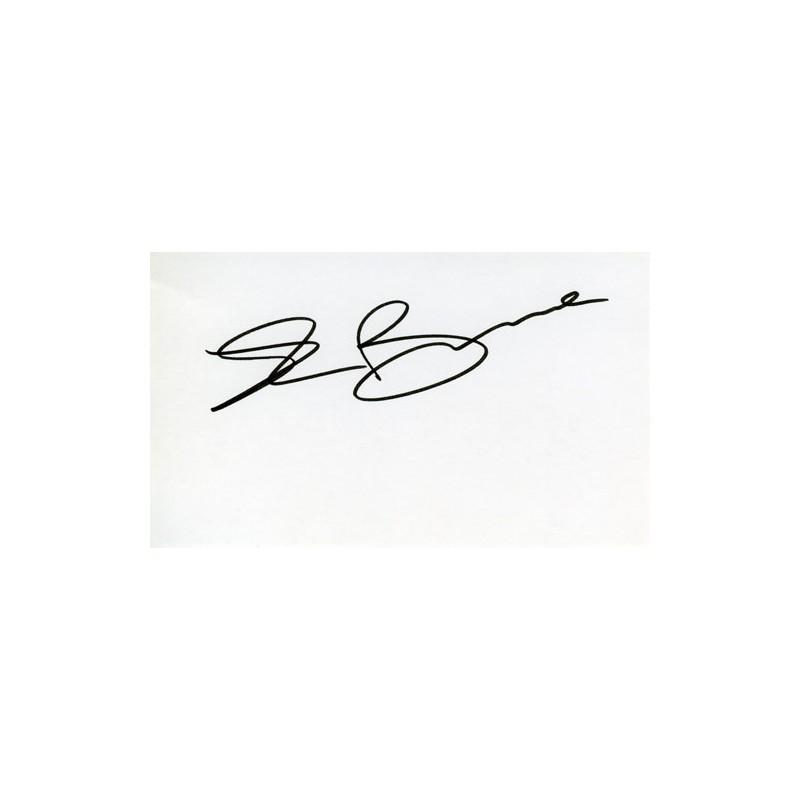 Jennifer Rhodes Autograph Signature Card
