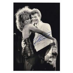 Tina Turner Autographed...