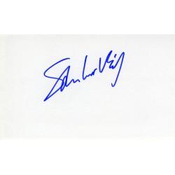 Freddie Prinze, Jr. Autograph Signature Card