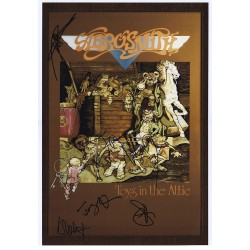 Aerosmith Toys In The Attic...