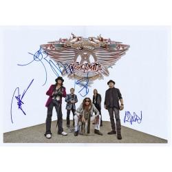 Aerosmith Tyler, Whitford,...