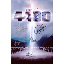 Richard Farnsworth Signature - Signed Card