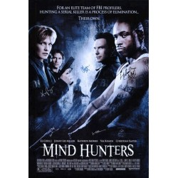 Mindhunters Double Sided...