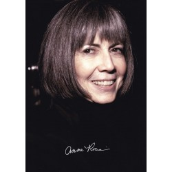 Anne Rice Autograph Signed...