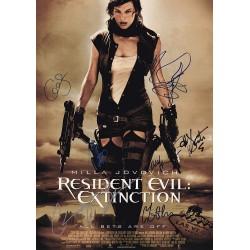 Resident Evil Extinction...