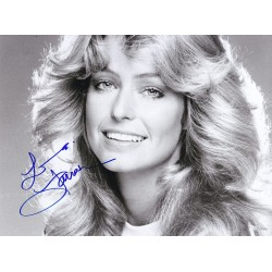 Farrah Fawcett Autograph...