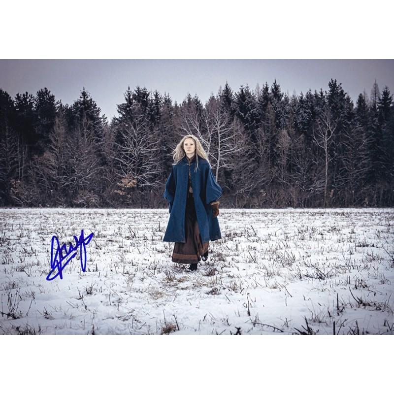 Chuck Palahniuk Signed Photo | Autograph Picture