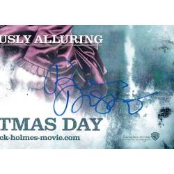 Elliot Goldenthal Autograph | Signature Card