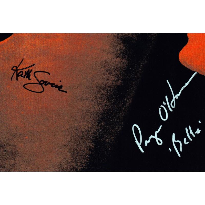 Morgan Freeman Autograph | Signature Card