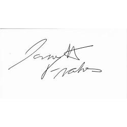 Jonathan Frakes Autograph...