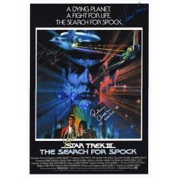 Star Trek III The Search...