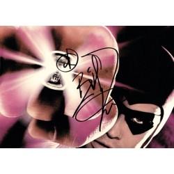 Denzel Washington Autograph Signature Card