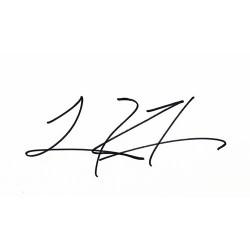 Lawrence Kasdan Autograph...
