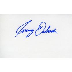 Stephen Tobolowsky Autograph Signature Card