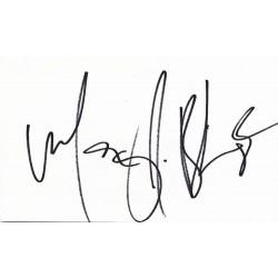 Mary J. Blige Autograph...