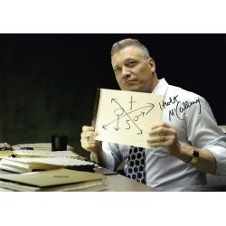 Cloris Leachman Autograph Signature Card