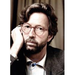 Eric Clapton Autographed Photo