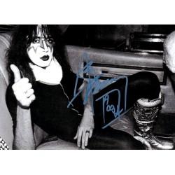 Ace Frehley Autograph...