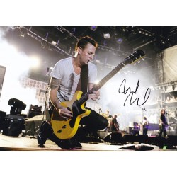 Mike McCready Autographed...
