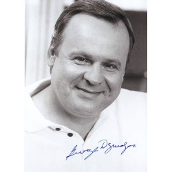 George Dzundza Signature...