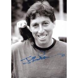 Richard Beymer Autograph Card