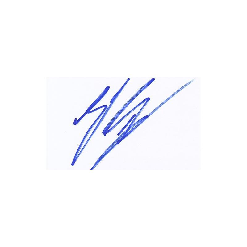 Elena Anaya Autograph Signature Photocard