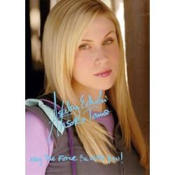 Ashley Eckstein Signature...