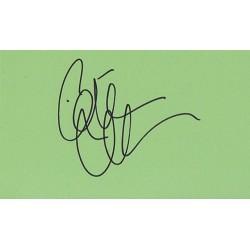 Gillian Anderson Autograph...