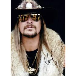 Kid Rock Autograph Signed...