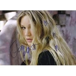 Joss Stone Signed Photograph