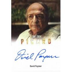 Picard Autograph...