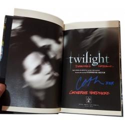 Twilight Director Notebook