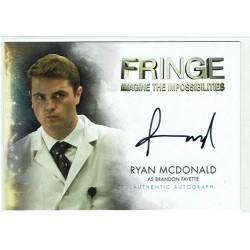 Fringe Cryptozoic Autograph...