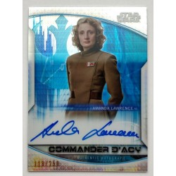 Topps Autographed Trading...
