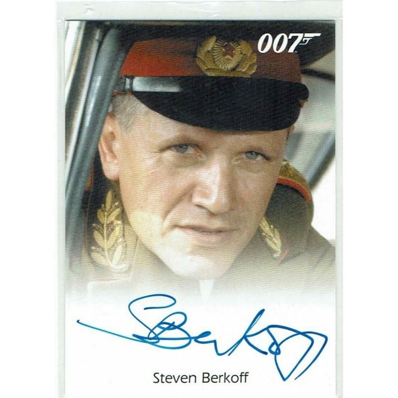 Barbara Bouchet Autograph Signature Card