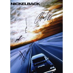 Nickelback All The Right...