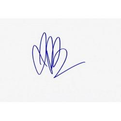 Drew Barrymore Autograph...