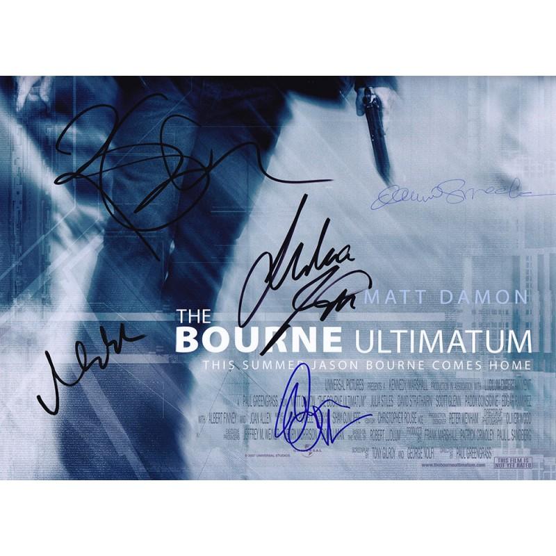 Kid Rock Autograph Signed Photo