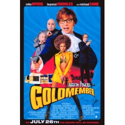 Austin Powers In Goldmember...