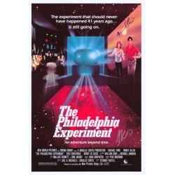 The Philadelphia Experiment...