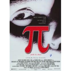 Pi (1998) Darren Aronofsky's