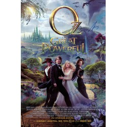 Oz The Great And Powerful...