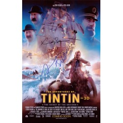 The Adventures of Tintin...