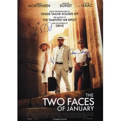 The Two Faces of January...
