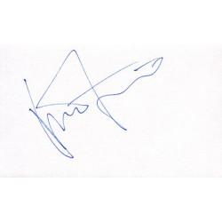 America Ferrera Signature