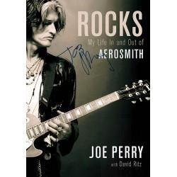 Aerosmith, My Life In and...